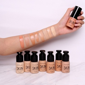 Image 5 - FOCALLURE Base Face Liquid Foundation Cream Full Coverage Concealer Oil control Easy to Wear Soft Face Makeup Foundation
