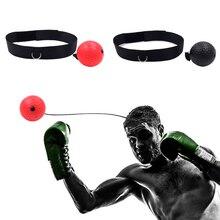 Боев боксерский бой скорость мяч рефлекс Скорость Обучение Боксерский удар Муай Тай упражнение оборудование дропшиппинг