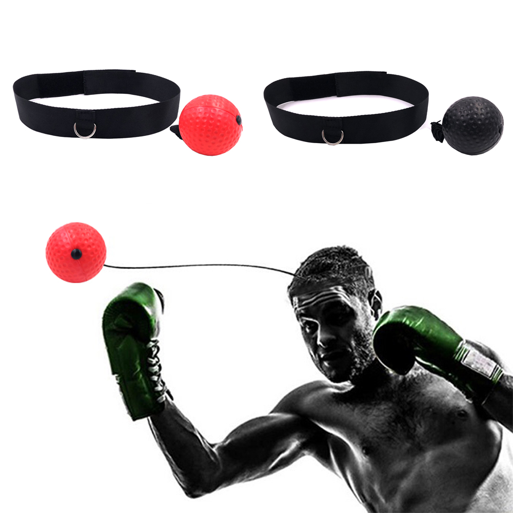 New <font><b>Fight</b></font> Box Boxing <font><b>Fight</b></font> Speed Ball Speedball Reflex Speed Training Boxing Punch Muay Thai Exercise Equipment dropshipping image