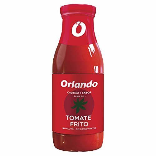 Pomodoro Frittura Orlando Flacone 500G