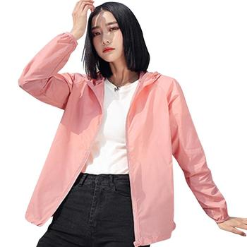 MISSKY Men Women Coat Sun Protection Clothing Summer Outdoor UV Protection Skin Windbreaker Jacket Female Male Tops New