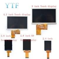 Lychee enviar módulo de exibição de toque 2.4 / 2.8 / 4.3/5-Polegada tela para nano zero