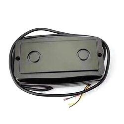 Радарное транспортное средство детектор барьер Sense контроллер заменить детектор петли детектор автомобиля не нужен кабель петли