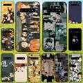 Телефонный чехол LJHYDFCNB Haikyuu Kuroo Tetsurou для Samsung S9 10 S20 Plus Note 8 9 10 20 Plus M21