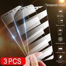 3Pcs Tempered Glass For Xiaomi Redmi Note 9s 8 7 6 5 Pro 8T 9A 9C 8A 7A Screen Protector For Mi 10T 9T Pro F1 Poco X3 NFC Film cheap LUXMEVE Anti Blue-ray CN(Origin) Front Film Clear 9H Tempered Glass For Xiaomi Poco X3 NFC HD Tempered Glass For Xiaomi Redmi Note 9 8 7 Pro 9s 8T