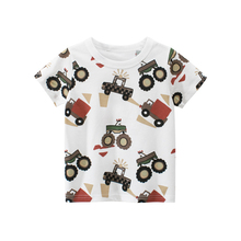 Shirt Kid Clothes T-shirt Summer Boy Shirts Boys Tshirts Girl Short Sleeve Girls Children Kids T-shirts Tshirt Tops For 2-8 T 2019 summer children tshirts cartoon oggy and the cockroaches children s summer t shirt boys and girls short sleeved t shirts