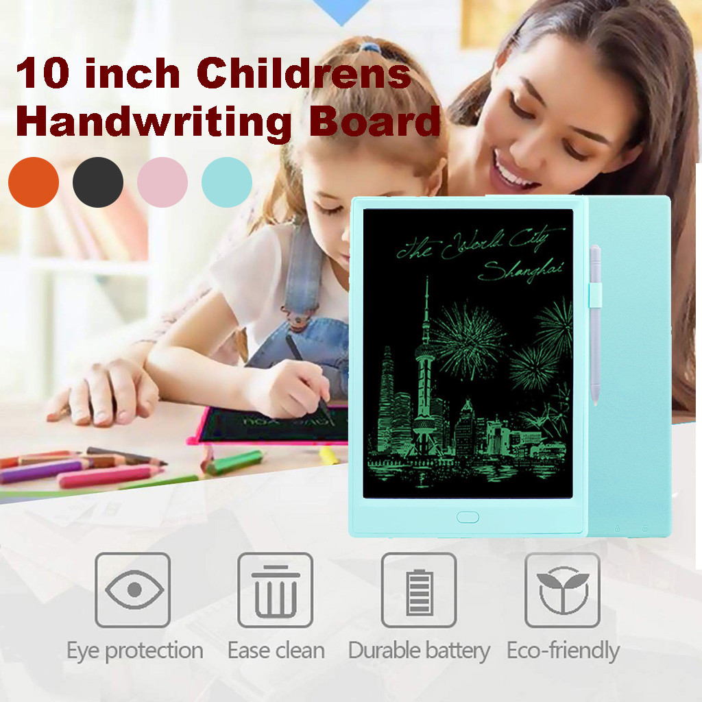 Drawing tablet 10 Inch LCD Writing Tablet-Electronic Writing Board Doodle Board Drawing Board Magic board writing and correction