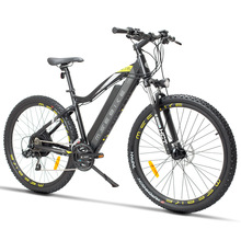 27.5 inch electric mountain bike stealth lithium battery bicycle adult travel speed electric
