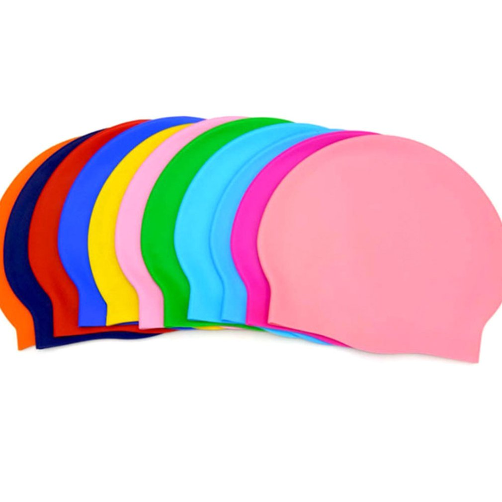Silicone Swimming Cap Swimming Pool Custom Logo Swimming Cap Silicone Swimming Cap