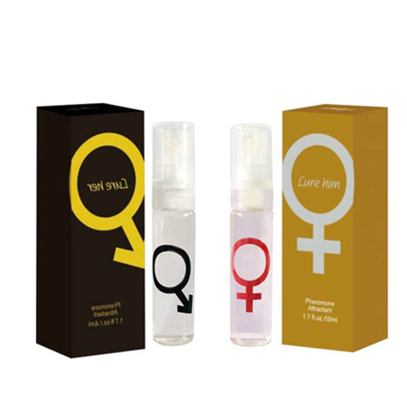 4ML Pheromone Perfume Aphrodisiac Woman Orgasm Body Spray Flirt Perfume Attract Girl Scented Water For Men Lubricants For Sex