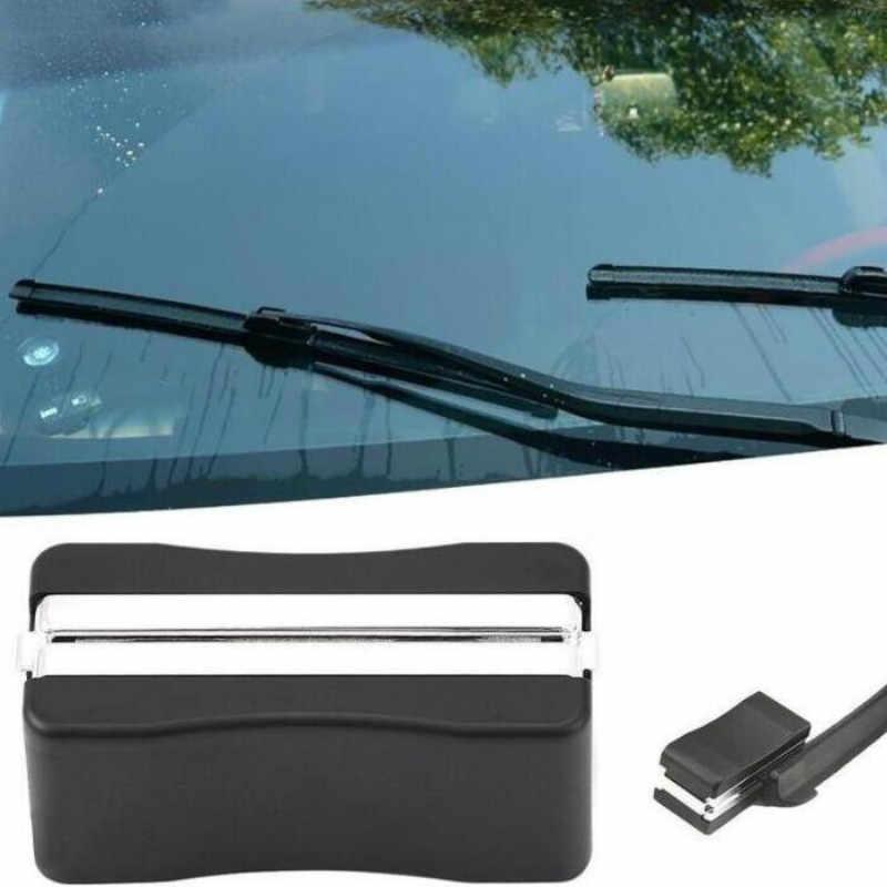 Wiper Blade Mobil Perbaikan Alat Auto Kaca Depan Wiper Wizard Blade Restorer Van Kaca Depan Pembersih Mobil-Styling Wiper Sikat Pembersih