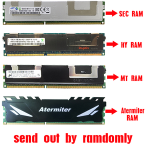 Image 5 - Atermiter X79 1356 Motherboard Set With Xeon LGA 1356 E5 2420 C2 Cpu 2pcs x 4GB = 8GB 1333MHz DDR3 ECC REG Memory Ram PC3 10600