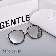 2020 nova moda coreia redonda masculino feminino óculos de sol suave mad crush acetato polarizado uv400