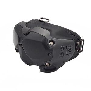 Image 5 - DJI FPV משקפי VR משקפיים עם ארוך מרחק שידור תמונה דיגיטלי השהיה נמוכה חזקה אנטי אפס Interfe מקורי ב המניה
