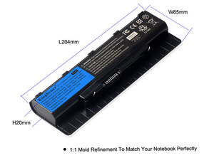 Image 4 - Kingsener A32 N56 Laptop Battery for ASUS N46 N46V N46VJ N46VM N46VZ N56 N56V N56VJ N56VM N76 N76VZ A31 N56 A33 N56