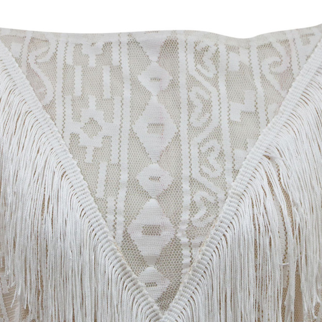 1920s Diamond Sequined Embellished Fringed Great Gatsby Flapper Dress Retro Tassle Croche Midi Party Dress Ukraine Vestidos#J30 4