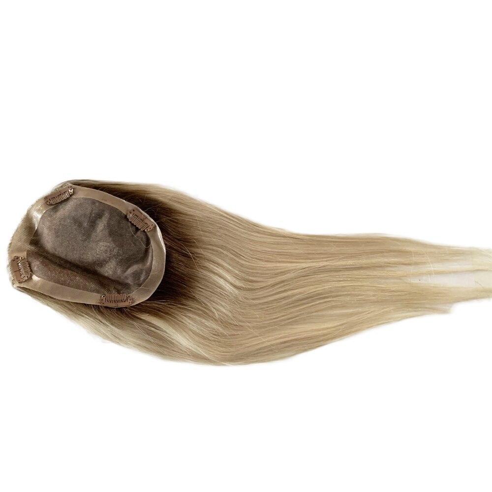superior europeu remy cabelo uma peça topper