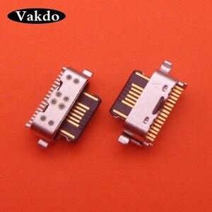 Image 4 - 50 adet USB şarj portu konnektörü fişi soket Dock onarım bölümü Motorola MOTO G7/G7 artı/G7 güç/G7 oyun