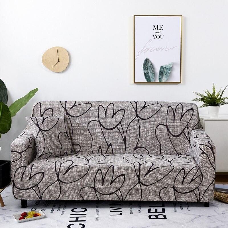 Купить 1 шт чехол для дивана эластичные чехлы чехлы в гостиную угловое