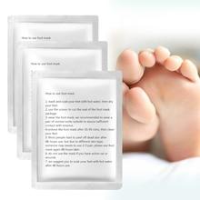 Foot-Mask Pedicure Socks Peeling Exfoliating 1pack Dead-Skin Moisturizing for Legs Cuticle