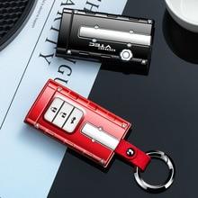 ABS Schlüssel fall Für Honda Civic Accord CR V STADT HRV JAZZ honda schlüssel abdeckung VTEC Für Honda Umgerüstet schlüssel fall