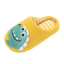 Toddler Boys Girls Little Kid Shoes Warm Cute Animal Kid Home Slippers With Fashion and Smart Design Shoes Toddler Shoes(China)