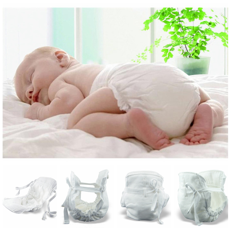 8 Layers New Breathable Cloth Diaper With Gussets Reusable Viscose Staple Fiber Liners For Gauze Cotton TPU Material Diapers
