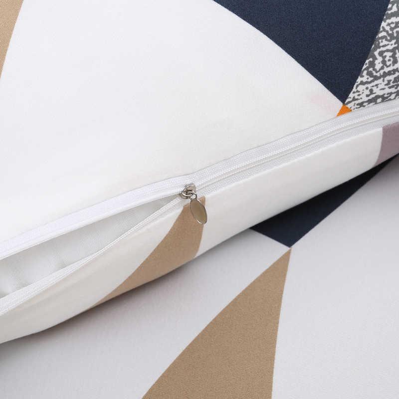 Thun Polyester Spandex Đệm 45X45Cm Co Giãn Nhà Trang Trí Ghế Sofa Ghế Giường Hơi Áo Gối Ném Vỏ Gối