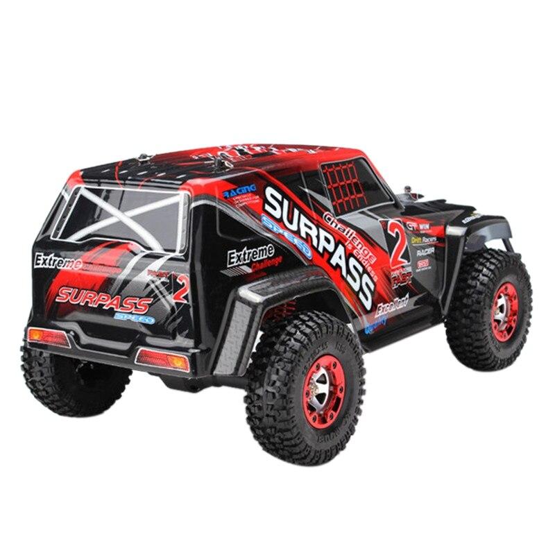 KW C02 1:12 SUV 2,4G Радиоуправляемый автомобиль с дистанционным управлением высокоскоростной гоночный автомобиль внедорожные игрушки и подарки для детей - 3