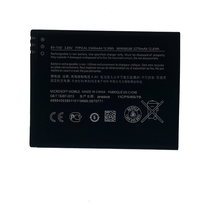 2pcs NEW Original 3340mAh BV-T4D Battery For NOKIA  High Quality + Tracking Number