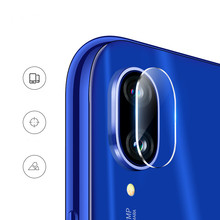 Camera Protector Film for Xiaomi Redmi Note 7 8 Pro 6 Mi 9 CC9 A3 Lite Clear Lens Tempered Glass Protective Flims(China)