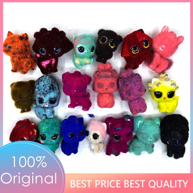 Genuine Original LOL Surprise Dolls Pets 1PC Puppy Animal Naked Dolls Anime Action Figure DIY Toys Girl Birthday Chrismas Gifts