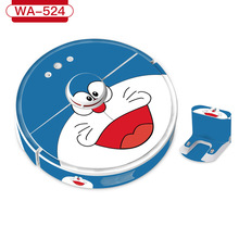 Cute Sticker for Xiaomi MIJIA Roborock Robot Vacuum Cleaner 1 Protective Film Sticker Paper Cleaner Parts without Brush Filter