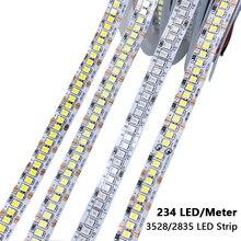 LED Strip 2835 240LEDs/m DC 12V High Brightness 2835 234LEDs/m Flexible