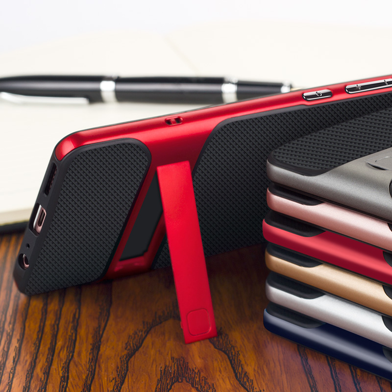 3D Kickstand Θήκη κινητού τηλεφώνου για VIVO - Ανταλλακτικά και αξεσουάρ κινητών τηλεφώνων - Φωτογραφία 4