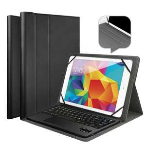 Keyboard-Case Samsung Galaxy Window-Tablet Bluetooth Touchpad for Note QWERTY Tab A Android
