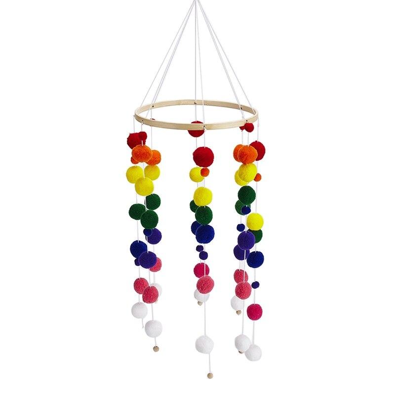 Список декора детской комнаты Hairball Детские Висячие украшения для детской спальни реквизит для фотосессии Комплект постельного белья домашний декор - Цвет: 1