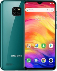 Ulefone Note 7 16 Гб зеленый