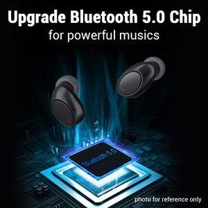 Image 5 - Wireless Headphones Bluetooth Earphone IPX5 Waterproof Sport Earphones Handsfree Headset for Xiaomi Huawei p30 pro Honor 20 9x