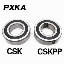 Rodamiento unidireccional 6205 CSK25 CSK25PP, sin ranura/PP con ranura de 25x52x15MM, acero de rodamiento, envío gratis