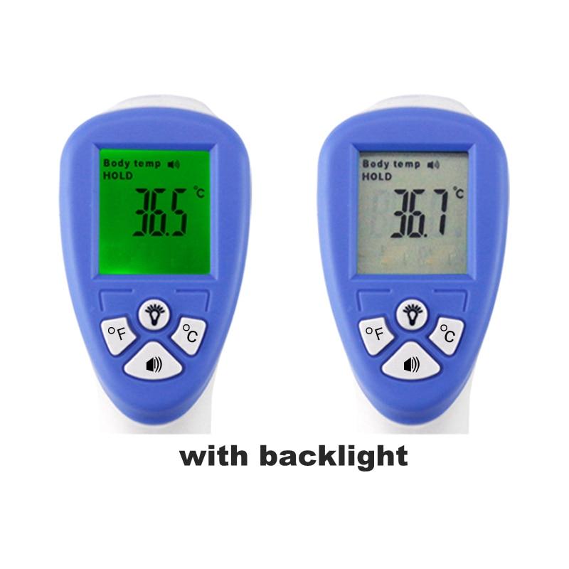Digitális infravörös infravörös hőmérő érintésmentes baba - Mérőműszerek - Fénykép 4