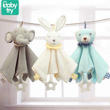 Детские мягкие игрушки животных 0 12 месяцев soothe appease