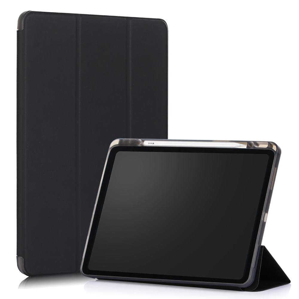 Tablet 12.9 Inch iPad Case Case for Solid Funda 12.9 Pro 2020 for Smart Cover Pro iPad