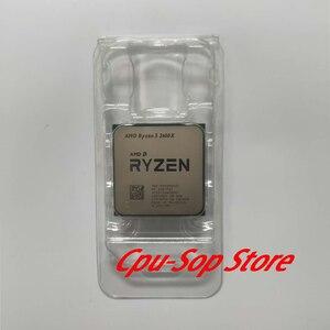 Image 1 - AMD Ryzen 5 3600X R5 3600X 3.8 GHz Six Core Twelve Thread CPU Processor 7NM 95W L3=32M 100 000000022 Socket AM4 NO Cooler