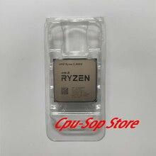 AMD Ryzen 5 3600X R5 3600X 3.8 GHz sześciordzeniowy dwunastogwintowy procesor CPU 7NM 95W L3 = 32M 100 000000022 gniazdo AM4 bez chłodnicy