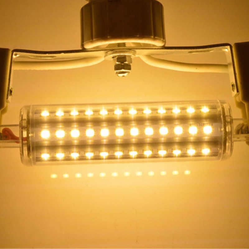 ניתן לעמעום 15W 30W 40W 50W R7S COB LED תירס אור 78mm J78mm 118mm J118mm מנורת AC85V-265V נורות צינור להחליף נימה הלוגן מנורה