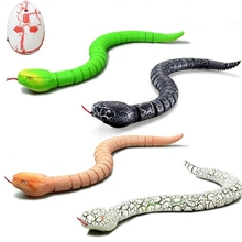 Kids Toys Animal-Trick Remote-Control Snake Terrifying And Gift No Mischief Cat Funny