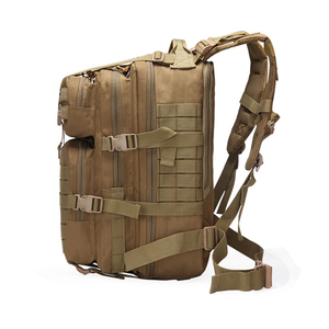 Image 5 - 40L Military Tactical Assault Pack Rucksack Armee 3D Wasserdichte Bug Out Bag Kleine Rucksack für Outdoor Wandern Camping Jagd