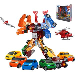 7 In 1 Transformation Robot Ca