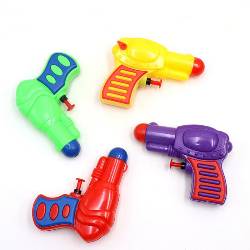 3 Pcs/set Fashion Mini Water Squirt Toy Color Kids Summer Children Beach Water Gun Pistol Funny Toys Kids Gifts